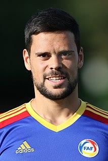 Marc Vales Andorran footballer