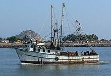 vissersboten soorten