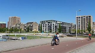 Amsterdam Nieuw-West Borough of Amsterdam in North Holland, Netherlands