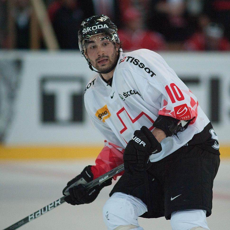 Andres Ambühl - Switzerland vs. Canada, 29th April 2012