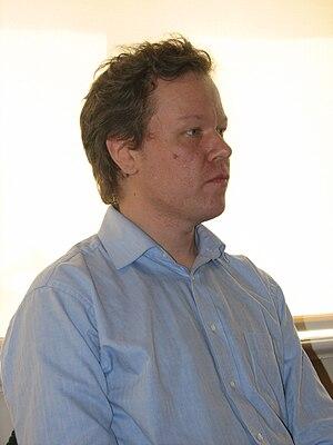Andris Ambainis - Image: Andris Ambainis (2009) side