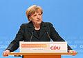 Angela Merkel CDU Parteitag 2014 by Olaf Kosinsky-21.jpg