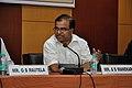 Anil Shrikrishna Manekar Expresses Vote of Thanks - Opening Session - Collections and Storage Management Workshop - NCSM - Kolkata 2016-02-18 9649.JPG