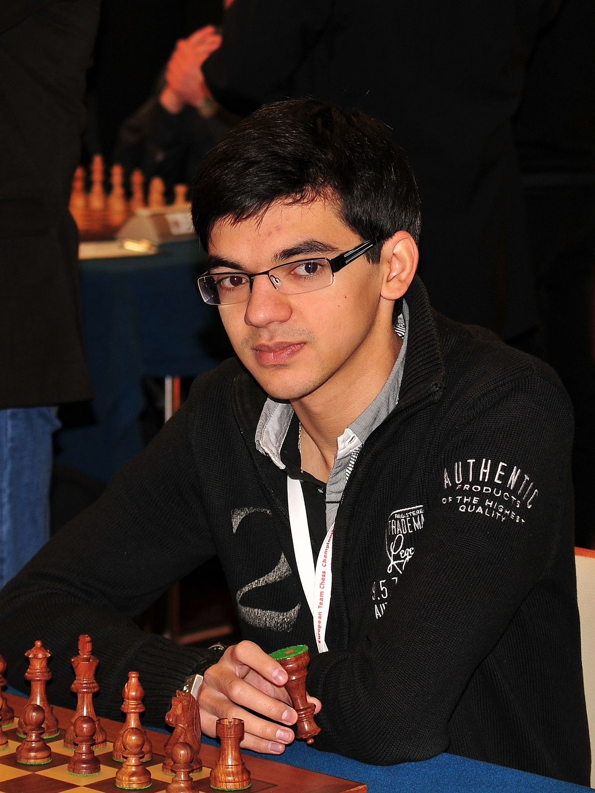 From The Beauty Expert The Four Must Have Essential: Anish Giri