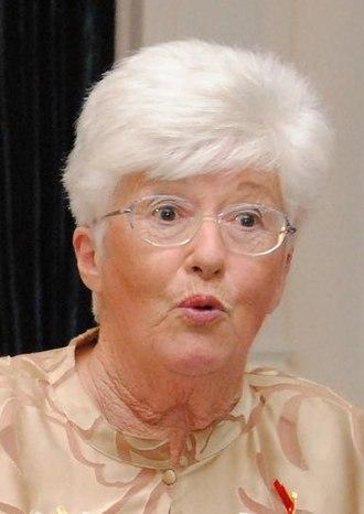 Minister for Social Development (New Zealand) - Image: Ann Hercus