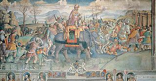 Jacopo Ripanda Italian painter