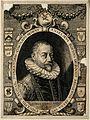 Anselmus de Boodt (Boetius), physician to Rudolph II, wearin Wellcome V0000663.jpg