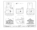 Anson Rogers House and Farm Buildings, U.S. Route 20, Marengo, McHenry County, IL HABS ILL,56-MARGO,2- (sheet 1 of 3).png