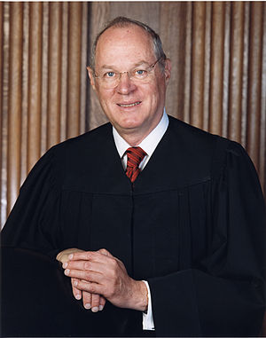 Obergefell v. Hodges - Justice Anthony Kennedy authored the Court's opinion declaring same-sex couples have the right to marry.