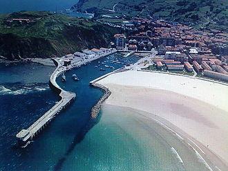 Laredo, Cantabria - Image: Antiguopuertolaredo