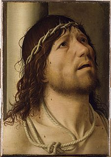 painting by Antonello da Messina