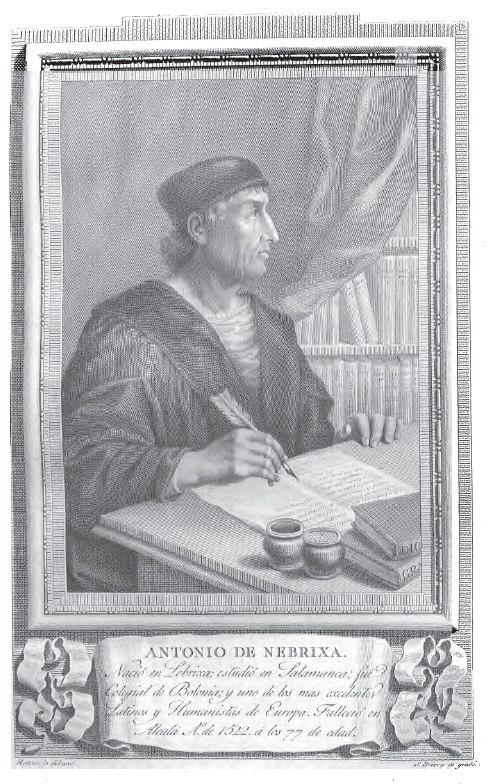 Antonio de Nebrixa