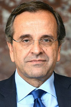 Greek legislative election, May 2012 - Antonis Samaras