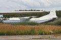 Antonov An-12B Cub RA-11792 (8564666168).jpg