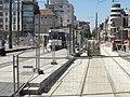 Antwerpen - Antwerpse tram, 23 juli 2019 (206, Franklin Rooseveltplaats, station Franklin Rooseveltplaats).JPG