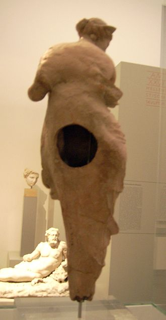 Aphrodite Heyl - Back view