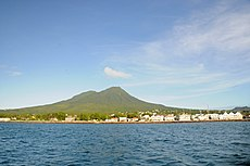 Approaching Charlestown on Nevis - Nevis Peak in the distance - panoramio (1).jpg