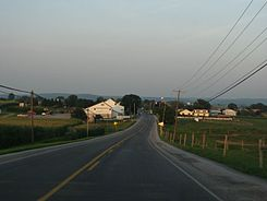 Approaching White Horse, PA.jpg
