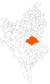 Aranyos seat's in Alba and Cluj county.png
