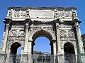 Arch of Constantine, South face, Rome (8130463533).jpg