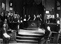 Archivo General de la Nación Argentina 1911 Buenos Aires, instalación de una logia masónica.jpg