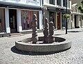 Arendal gågate fontene.jpg