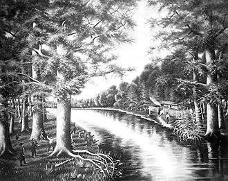 Arkansas Post - Arkansas Post, 1689