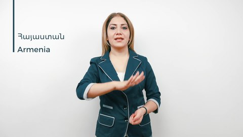 File:Armenian Sign Language (ArSL) - Հայաստան - Armenia.webm