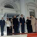 Arrival Ceremonies for President of India, Dr. Sarvepalli Radhakrishnan (4).jpg