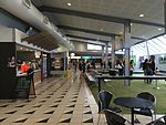 Arrival hall of Emerald Airport, Queensland 01.jpg