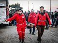 Arrival of residents of Al-Fu'ah and Kfrya to Aleppo by tasnimnews.com02.jpg