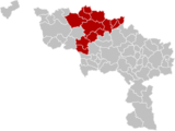 Arrondissement Ath Belgium Map.png