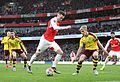 Arsenal Vs Burnley (24710298486).jpg