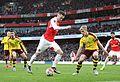 Arsenal Vs Burnley (24710298486).jpg