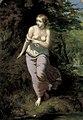 Arthur Hughes (1832-1915) - Musidora Bathing - 1935P39 - Birmingham Museums Trust.jpg