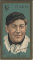 Arthur L. Raymond, New York Giants, baseball card portrait LCCN2008677499.tif