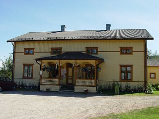 Municipality in Norrbotten County, Sweden