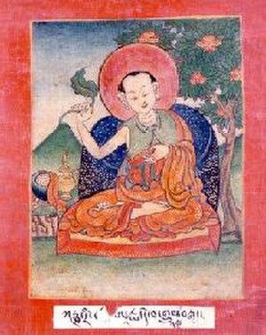 Aryadeva - Image: Aryadeva 1