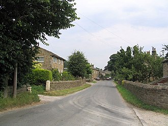 Askwith - Image: Askwith Main Street