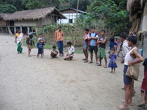 Majuli - A village in Majuli