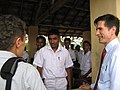 Assistant Secretary Blake Meets With Sri Lankan Students (4638345959).jpg