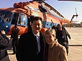 Assistant Secretary Gottemoeller and Kazakhstan Deputy Foreign Minister Umarov Arrive at Semipalatinsk Test Site (6241237631).jpg