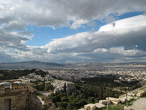 Athens, Greece from Acropolis1.jpg