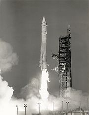 Mariner 9 launch