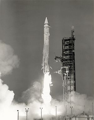 Mariner 9 - Mariner 9 launch