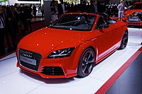 Audi - TT RS plus - Mondial de l'Automobile de Paris 2012 - 204.jpg