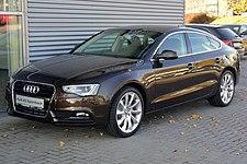 Audi A5 Sportback Po Liftingu