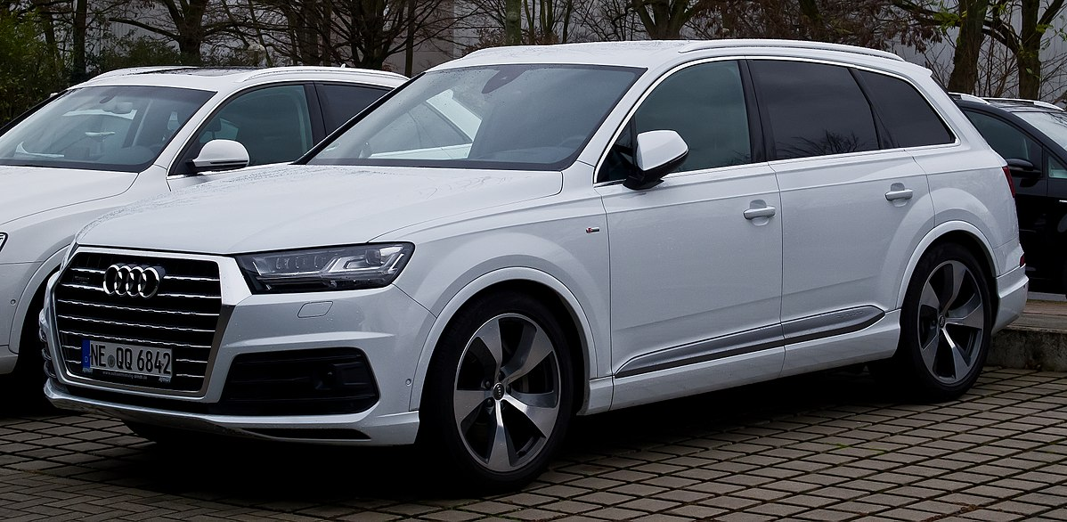 audi q7 wikipedia rh en wikipedia org audi q7 user manual 2014 audi q7 user manual download