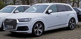 Audi Q7 3 0 Tdi Quattro S Line Ii Frontansicht