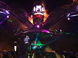 Audio Bullys - Image: Audio Bullys performing at Bestival 2010 3
